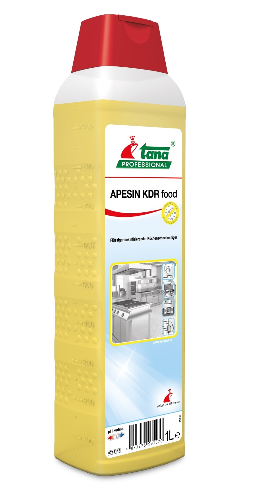 APESIN KDR food – дезинфектант за 